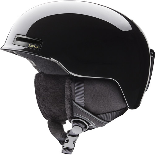 Smith Optics Allure Women's Large Snow Helmet (Black Pearl)