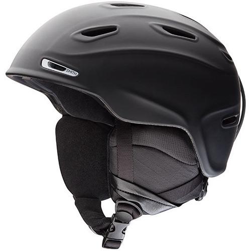 Smith Optics Aspect Snow Helmet (Matte Black, Extra Large)