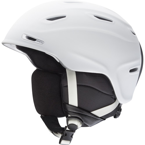 Smith Optics Aspect Snow Helmet (Matte White, Small)