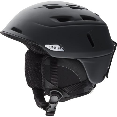 Smith Optics Camber Men's Medium Snow Helmet (Matte Black)