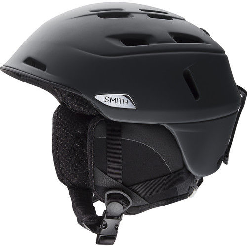 Smith Optics Camber Men's Small Snow Helmet (Matte Black)