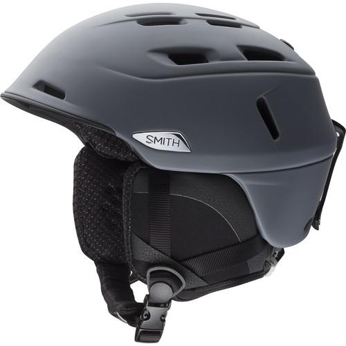 Smith Optics Camber Men's Large Snow Helmet (Matte Charcoal)