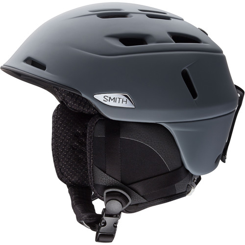 Smith Optics Camber Men's Small Snow Helmet (Matte Charcoal)