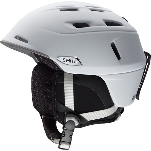 Smith Optics Camber Men's Large Snow Helmet (Matte White)