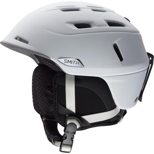 Smith Optics Camber Men's Medium Snow Helmet (Matte White)