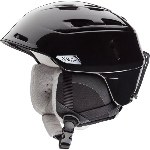 Smith Optics Compass Women's Medium Snow Helmet (Black Pearl)