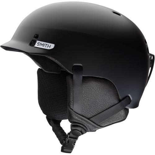 Smith Optics Gage Large Snow Helmet (Matte Black)