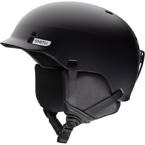 Smith Optics Gage Medium Snow Helmet (Matte Black)