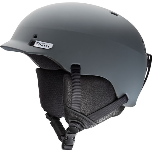 Smith Optics Gage Large Snow Helmet (Matte Charcoal)