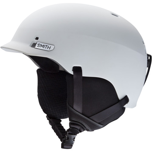 Smith Optics Gage Extra Large Snow Helmet (Matte White)