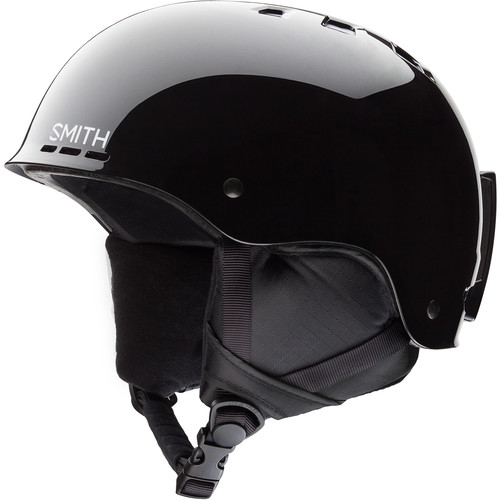 Smith Optics Holt Jr. Youth Medium Snow Helmet (Black)