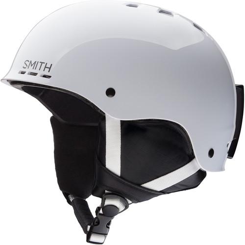 Smith Optics Holt Jr. Youth Small Snow Helmet (White)