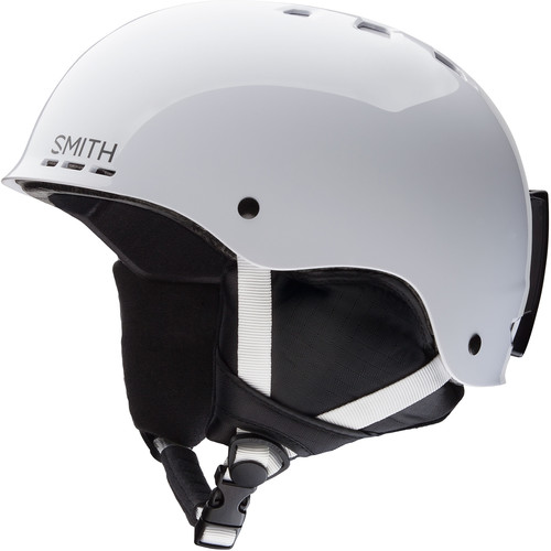 Smith Optics Holt Jr. Youth Medium Snow Helmet (White)
