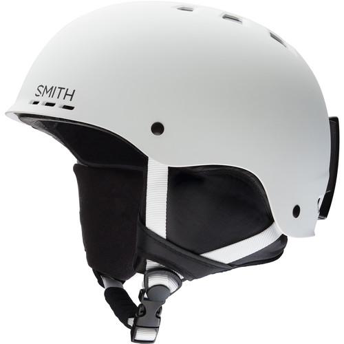 Smith Optics Holt Large Snow Helmet (Matte White)