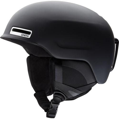 Smith Optics Maze Men's Medium Helmet (Matte Black)