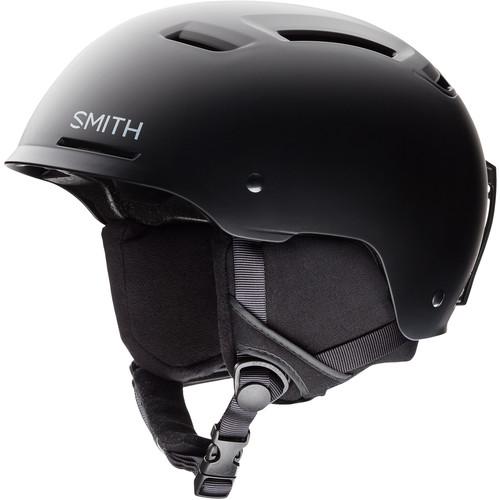 Smith Optics Pivot Men's Small Snow Helmet (Matte Black)