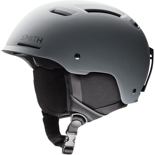 Smith Optics Pivot Men's Large Snow Helmet (Matte Charcoal)