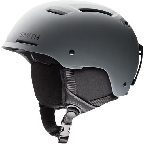 Smith Optics Pivot Men's Small Snow Helmet (Matte Charcoal)