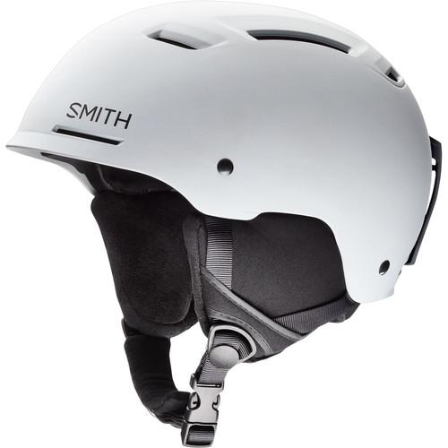 Smith Optics Pivot Men's Large Snow Helmet (Matte White)