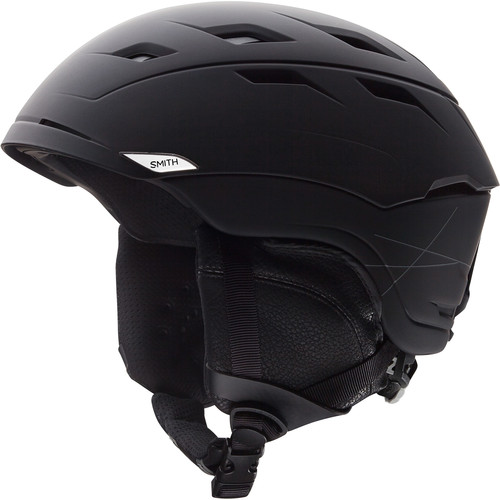 Smith Optics Sequel Men's Extra Large Snow Helmet (Matte Black)