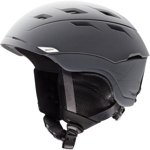 Smith Optics Sequel Men's Large Snow Helmet (Matte Charcoal)