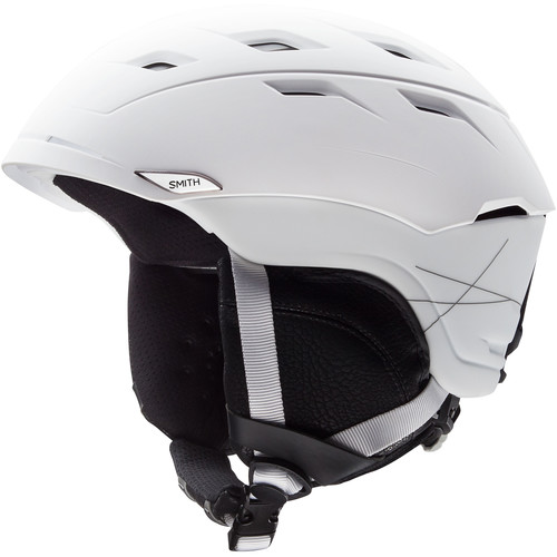Smith Optics Sequel Men's Medium Snow Helmet (Matte White)
