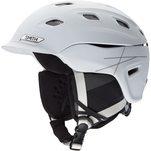 Smith Optics Vantage Medium Snow Helmet (Matte White)