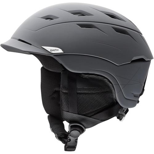 Smith Optics Variance Extra Large Men's Snow Helmet (Matte White)