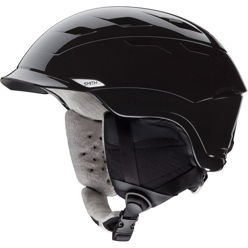 Smith Optics Valence Women's Large Snow Helmet (Black Pearl)