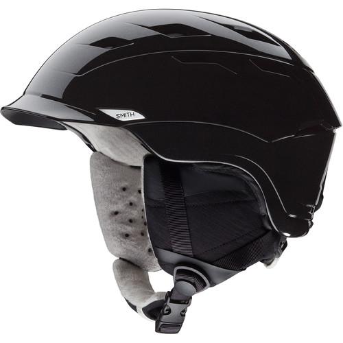 Smith Optics Valence Women's Medium Snow Helmet (Black Pearl)