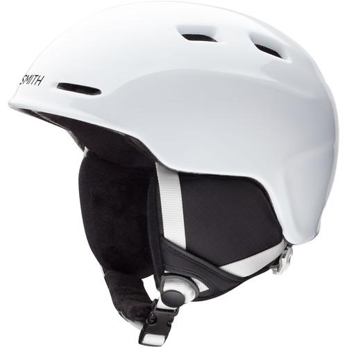 Smith Optics Zoom Medium Youth Snow Helmet (White)