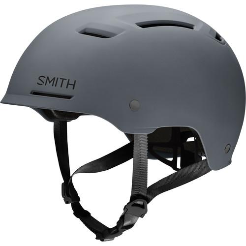 Smith Optics Axle Bike Helmet (Large, Matte Cement)