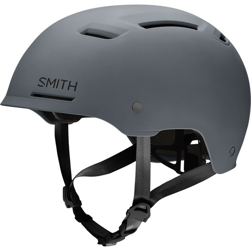 Smith Optics Axle Bike Helmet (Small, Matte Cement)