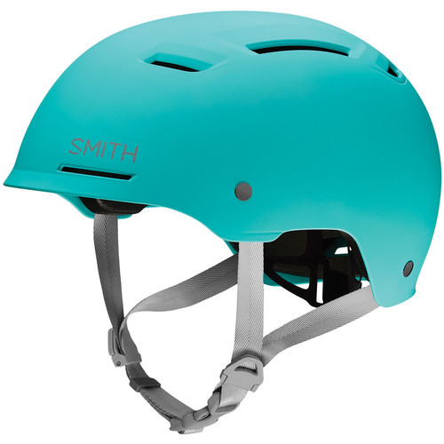Smith Optics Axle Bike Helmet (Small, Matte Opal)