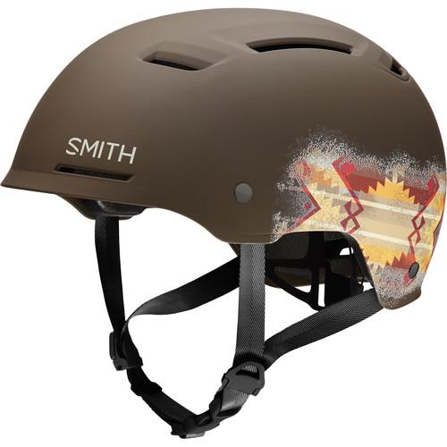 Smith Optics Axle Bike Helmet (Small, Matte Root/Lasso)