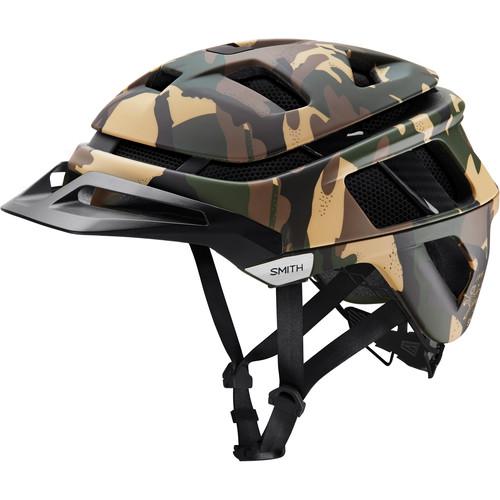 Smith Optics Forefront Racing Bike Helmet (Medium, Matte Disruption Camo)