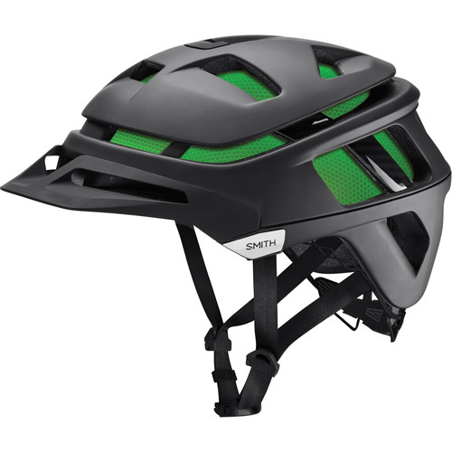 Smith Optics Forefront Racing Bike Helmet (Small, Matte Black)