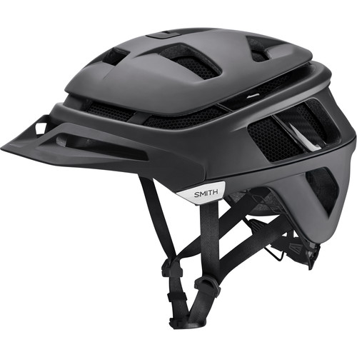 Smith Optics Forefront Racing Bike Helmet (Small, Matte Darkness)