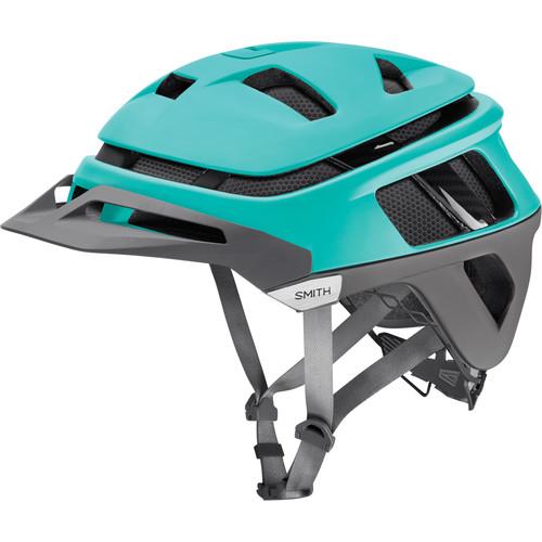 Smith Optics Forefront MIPS Racing Bike Helmet (Large, Matte Opal/Charcoal)