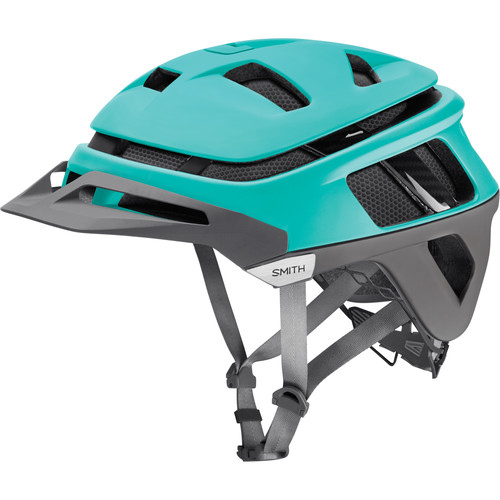 Smith Optics Forefront Racing Bike Helmet (Small, Matte Opal/Charcoal)