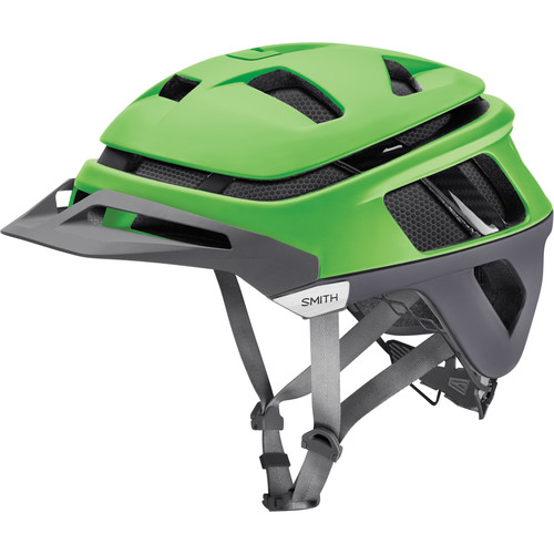Smith Optics Forefront MIPS Racing Bike Helmet (Large, Matte Reactor Gradient)