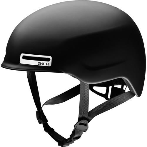 Smith Optics Maze Bike Helmet (Medium, Matte Black)