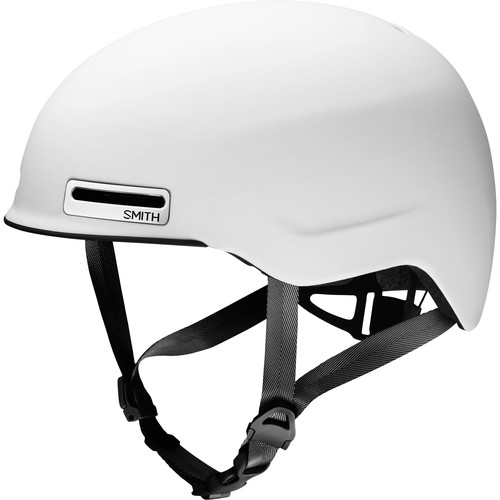 Smith Optics Maze Bike Helmet (Small, Matte White)