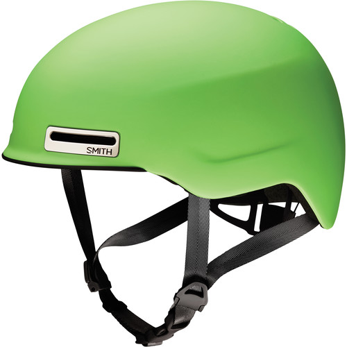 Smith Optics Maze Bike Helmet (Small, Matte Reactor)