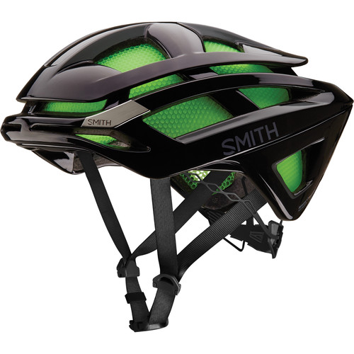 Smith Optics Overtake Bike Helmet (Medium, Black)