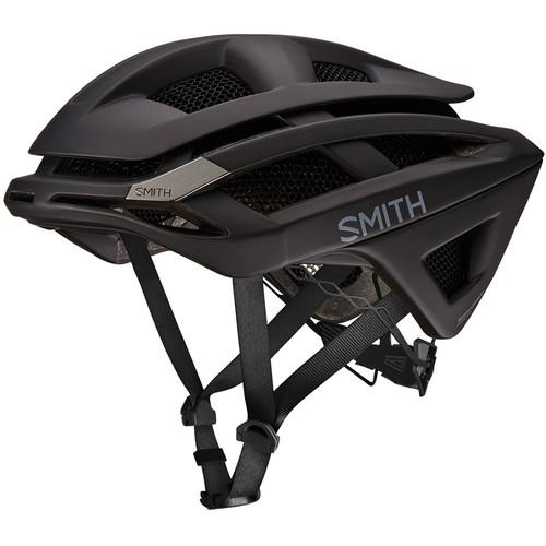 Smith Optics Overtake Bike Helmet (Large, Matte Black)