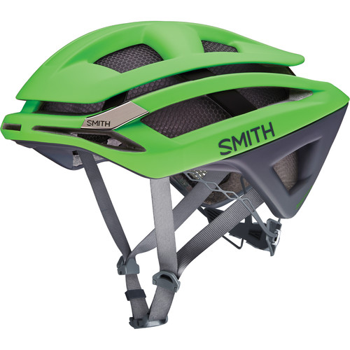 Smith Optics Overtake Bike Helmet (Small, Matte Reactor Gradient)