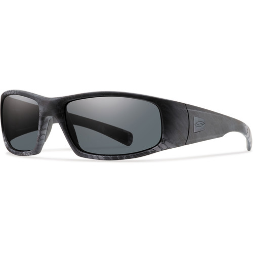 Smith Optics Hideout Elite Tactical Sunglasses (Kryptek Typhon - Gray Lens)