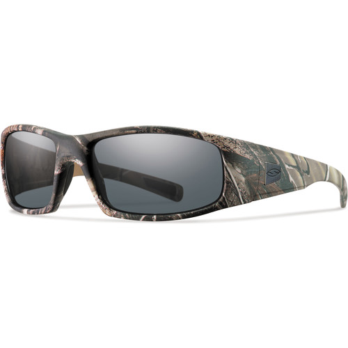 Smith Optics Hideout Elite Tactical Sunglasses (Realtree AP - Gray Lens)