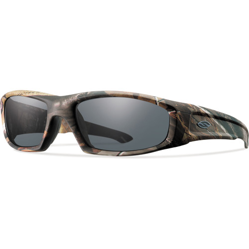 Smith Optics Hudson Elite Tactical Sunglasses (Realtree AP - Gray Lens)